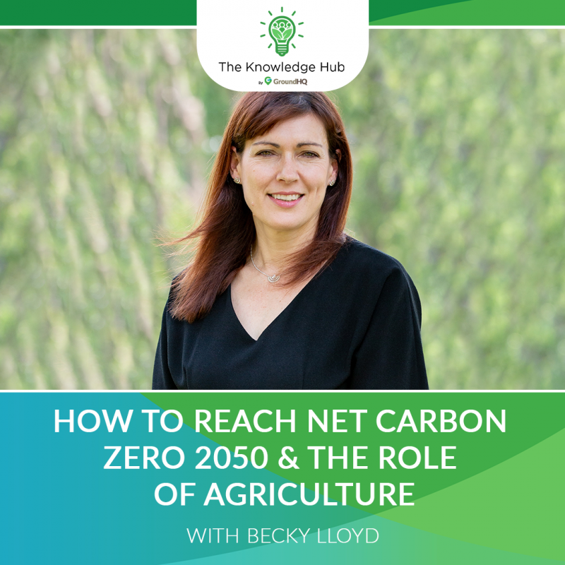 Episode 4 - How to reach net carbon zero 2050 and the role of agriculture?