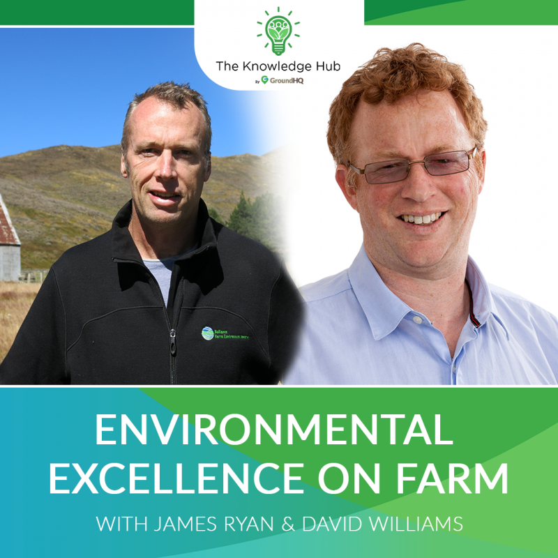 Episode 6 - Environmental Excellence on Farm