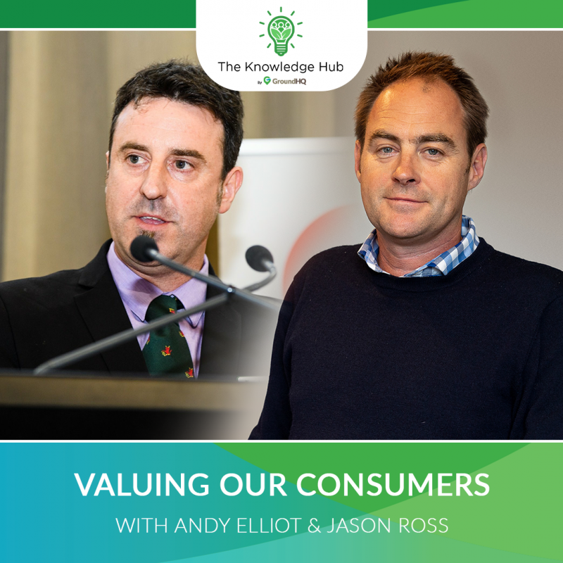 Episode 7 - Valuing our Consumers